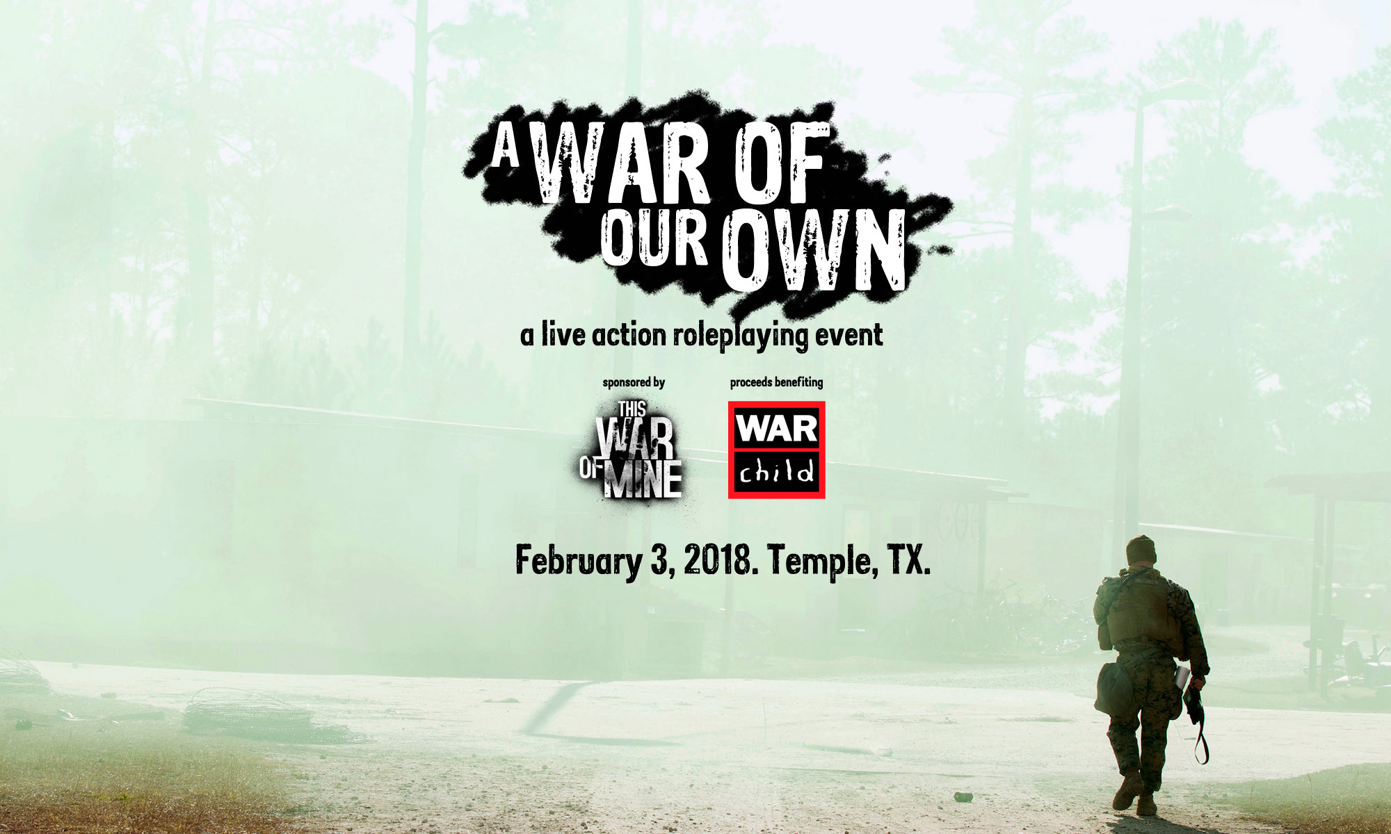 A War of Our Own